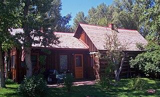 Matthew Callahan Log Cabin United States historic place