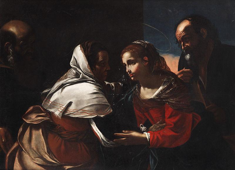 File:Mattia Preti und Gregorio Preti Maria und Josef zu Besuch bei Elisabeth und Zacharias.jpg