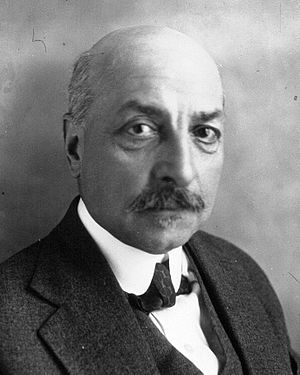 Théodore Steeg - Maurice Viollette, a fellow Radical who worked with Steeg in the assembly, and was governor-general of Algeria when Steeg was Resident General in Morocco