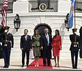 Mauricio Macri & Donald Trump at the White House 03.jpg