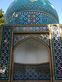 Mausoleum of Attar - Morning - Nishapur 10.JPG