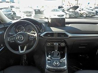 Mazda CX-9 - Interior
