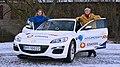 Mazda RX8 HY zero emission plate Norway.jpg