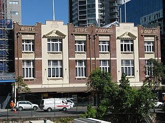 McDonnell & East Ltd Building - Image: Mc Donnell & East Ltd Building (2008)