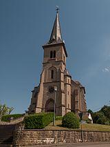 Catholic parish church of St. Bartholomew