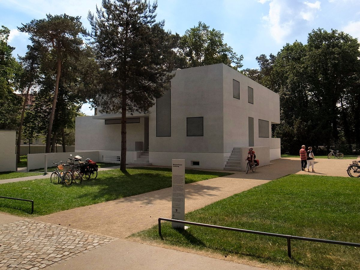 Meistersiedlung Dessau_Haus Gropius_M_H.DE