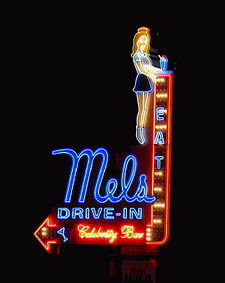Mels drive in movie