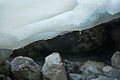 Meltwater (Snow Over Savinja River), Logarska Dolina (15089108829).jpg