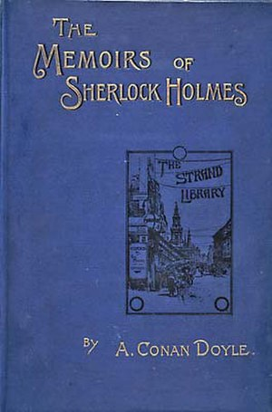 The Memoirs of Sherlock Holmes - Cover of The Memoirs of Sherlock Holmes