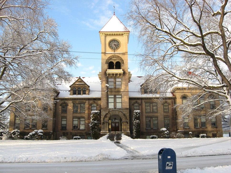 Memorial Building Whitman College