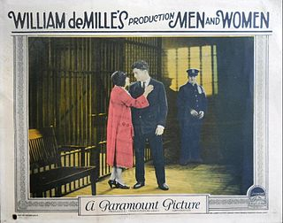 <i>Men and Women</i> (1925 film) 1925 film by William C. deMille