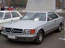 1983 mercedes 500 sec