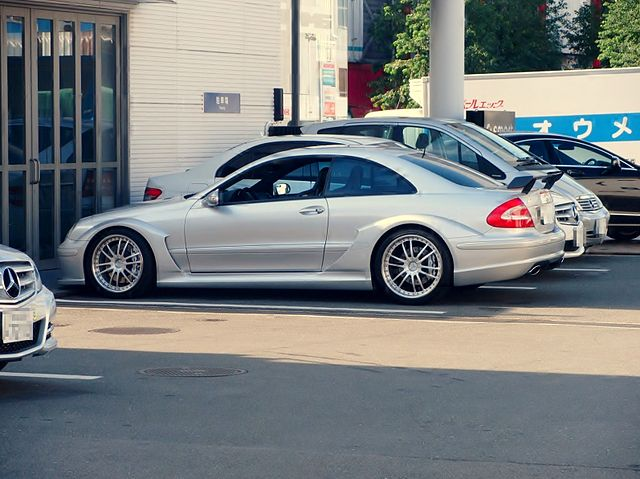 Mercedes-Benz CLK DTM AMG (C209)