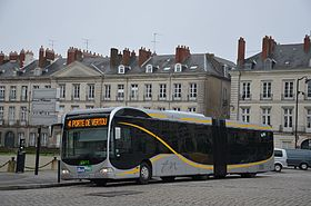 Image illustrative de l'article Busway de Nantes