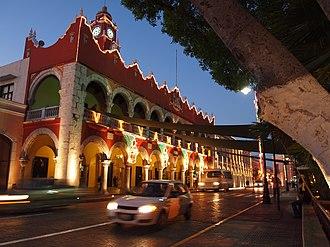 Mérida Municipality - Merida City Hall