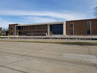 Mesquite, Texas - Mesquite High School