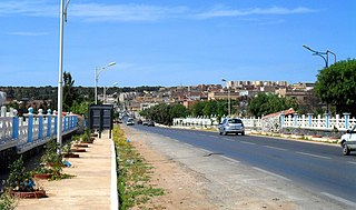 Mesra Commune and town in Mostaganem Province, Algeria