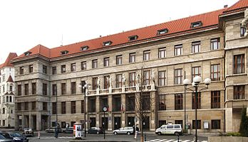 Municipal Library of Prague