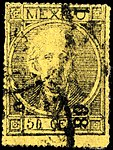 Mexico 1868 50c Sc55 used.jpg