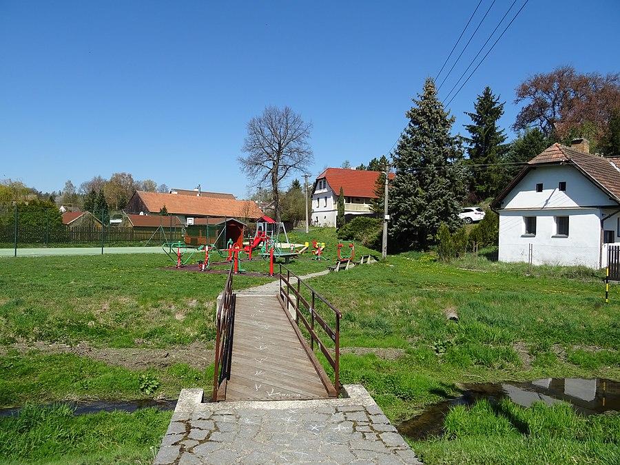 Meziříčí (Tábor District)