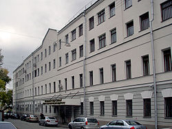 московский медико-стомотологический университет 3: