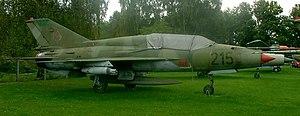 MiG-21US NPA 215.JPG