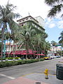 Miami Beach Lincoln Mall Leafy Building.JPG