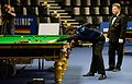 Michael Georgiou and Thorsten Müller at Snooker German Masters (DerHexer) 2015-02-05 02.jpg
