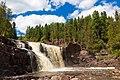 Middle Gooseberry Falls, Gooseberry Falls State Park, Minnesota.jpg