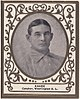 Mike Kahoe, Washington Nationals, baseball card portrait LCCN2007683851.jpg