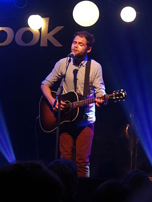 Passenger (singer) - Rosenberg performing in Southampton, Hampshire, England in January 2013