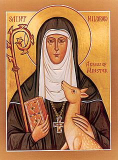 Mildrith Anglo-Saxon Abbess