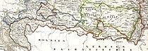 Militargrenze, Wojwodowena und Banat.jpg