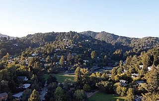 Mill Valley, California City in California, United States