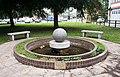 Millennium Fountain, Applegarth - geograph.org.uk - 475817.jpg