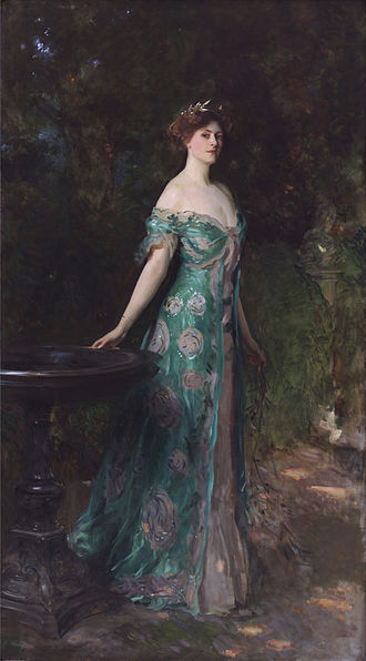 Millicent Leveson-Gower, Duchess of Sutherland - Image: Millicent Duches of Sutherland