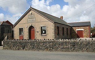 Carharrack - Mills Hall, Carharrack