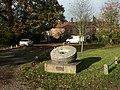 Millstone, Bawburgh - geograph.org.uk - 77106.jpg