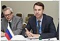 Ministro Marcos Pontes, chega à Paulínia para a Reunião do BRICS (48762150903).jpg