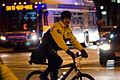 Minneapolis Police Bicycle Patrol at Night 4154826230.jpg
