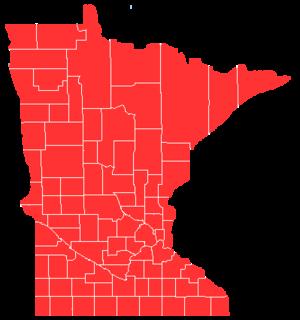 Minnesota gubernatorial election, 1910 - Image: Minnesota Governor 1910