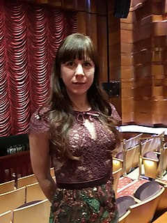 Missy Mazzoli American composer and pianist