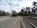 Modřany, tramvajová zastávka Sídliště Modřany (01).jpg