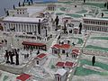 Model of Delphi, Staatliche Antikensammlungen, Munich (8958342652).jpg