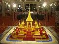 Model of the royal crematorium of Bhumibol Adulyadej.jpg