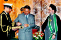 Mohammad Khatami received Nishan-e-Pakistan by Pervez Musharraf- December 22, 2002.png