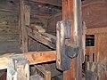 Molen De Gekroonde Poelenburg winderij krabbelrad aandrijving.jpg