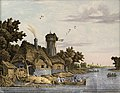 Molen bij een rivier Rijksmuseum SK-C-1532.jpeg