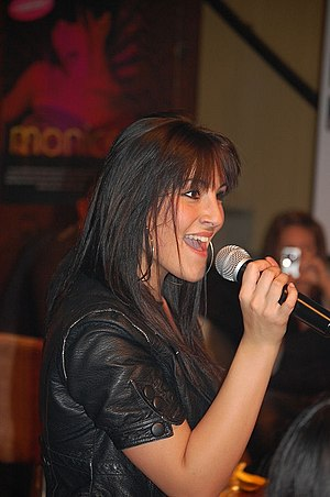 Ireland in the Eurovision Song Contest 2010 - Monika Ivkic