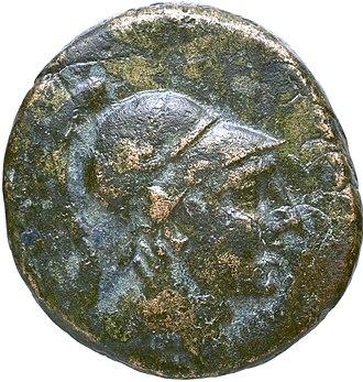 Kingdom of Pontus - Coin of Pont Amisos